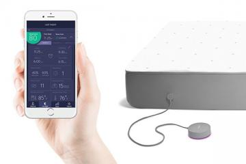 Eight Sleep Tracking Mattress
