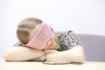 Naptime Smart Mask with Sensors for Best Naps