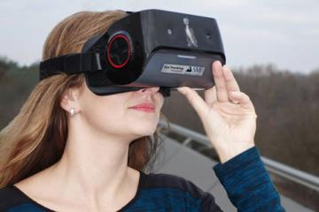 SMI Brings Eye Tracking to VR Devices