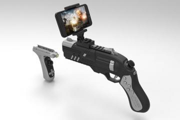 Desert Wolf VR Handgun