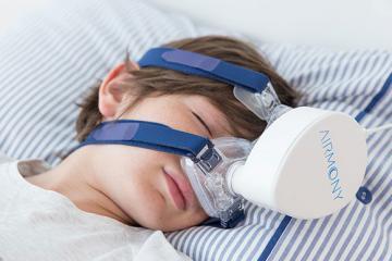 Airmony: Smart Sleep Apnea Device