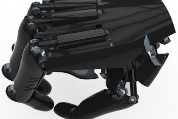 Youbionic 3D Printed Bionic Hand