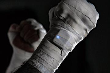 Hykso Smart Punch Tracker