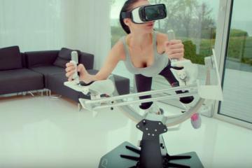 Icaros VR Fitness System