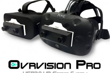 Ovrvision Pro: Stereo Camera for HTC Vive & Oculus Rift