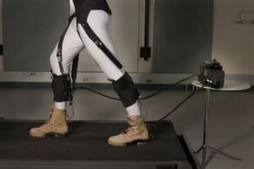 Harvard's Wearable Gait-improving Robot