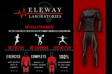 Intellitrainer Smart Suit That Reverses Muscle Loss
