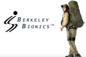 ExoHiker Exoskeleton Lets You Carry Heavy Loads