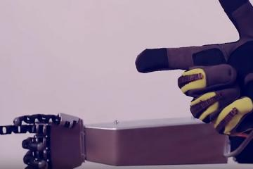 MechaHand Robotic Arm Driven by ATmega2560