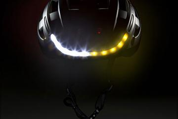 Lumos: Smart Cycling Helmet