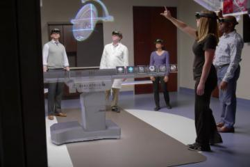 HoloLens for Operating Room Design