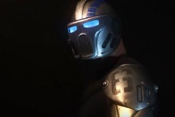 Building a Bionic Helmet – Guide by David Guyton