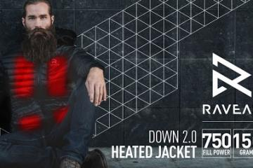 Ravean Down 2.0 Heated Jacket
