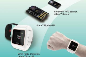 oCare Pro 100 Medical Smartwatch