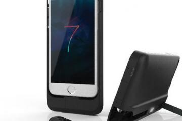 BB Case  iPhone Battery Case Has a Built-in Earphone