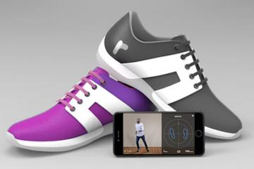Rhythm Smart Dancing Shoes with Haptic Feedback