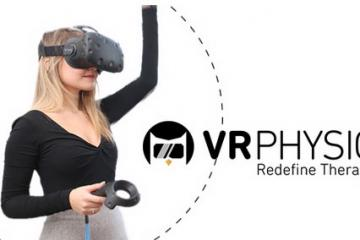 VRPhysio VR Rehabilitation Platform Gamifies Physical Therapy