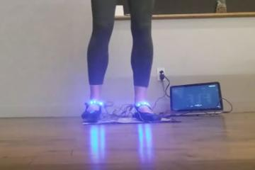 Arduino Tap Dance Shoes