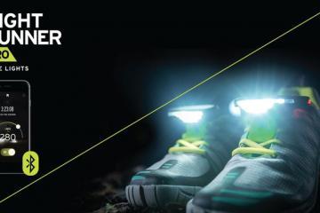 Night Runner Pro App Smart Shoe Lights
