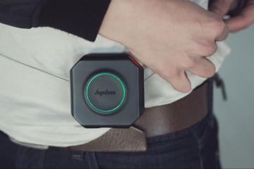 Hapbeat Wearable Body Speaker Lets You Feel The Music