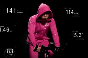T-Mobile ONEsie: Smart Full Body Fitness Tracker