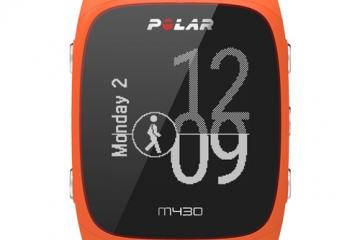 Polar M430 Running Watch with GPS, Workout Guidance