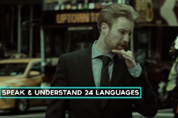 Echo Smart Ring Translates 24 Languages