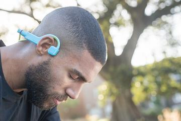 Conduit Dynamic Bone Conducting Headphones for Fitness