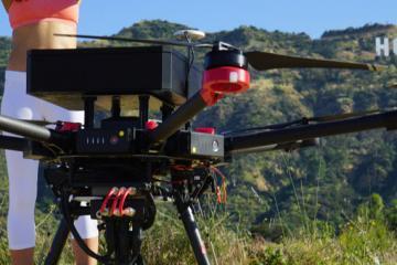 Flying Eye 6K VR Drone for Pros