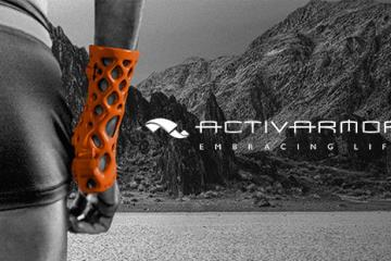 ActivArmor: 3D Printed Waterproof Cast