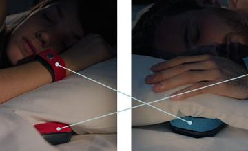 Pillow Talk Lets You Feel Your Loved One's Presence