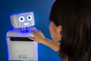 Waldo Humanoid Robot Has Avatar VR Mode