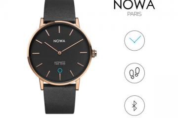 NOWA Shaper Thin Hybrid Smartwatch