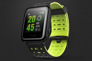 Weloop GPS Sports Watch Hey 3S – Apple Watch Clone