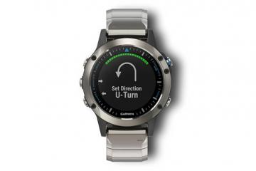 Quatix 5 Sapphire Multisport GPS Smartwatch