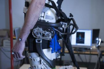 This Smart Exoskeleton Keeps Seniors from Falling