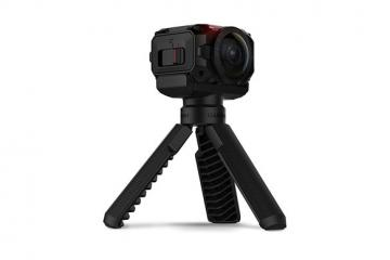 Garmin VIRB 360: Rugged 360 Camera with 4K Spherical Stabilization