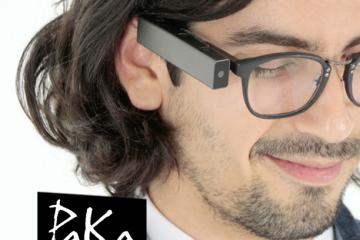 PaKa: Wearable 8MP Camera for Your Glasses