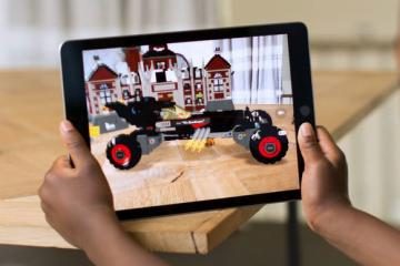 Apple To Launch ARKit for Augmented Reality