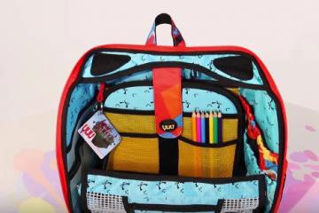 YUUgo Smart Kid's Bag with GPS