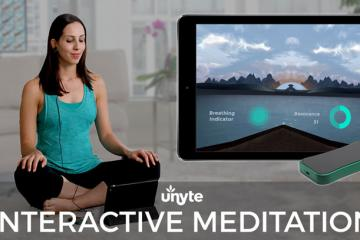Unyte VR Meditation System with Biofeedback