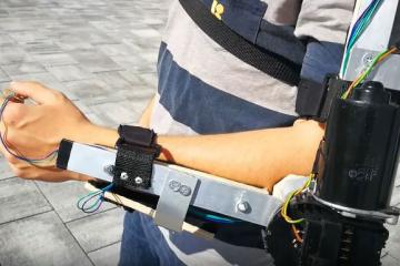 DIY: Exoskeleton Robotic Arm for $100?