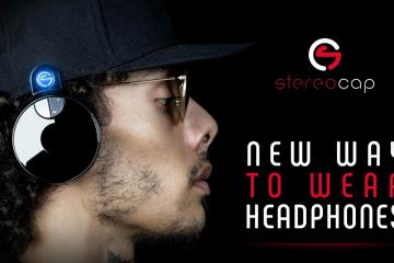 Stereocap: Headphones to Wear with Caps