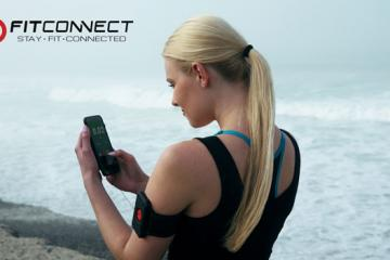 FitConnect: Magnetic Fitness Armband
