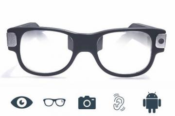 Alpha Glass Augmented Reality Glasses