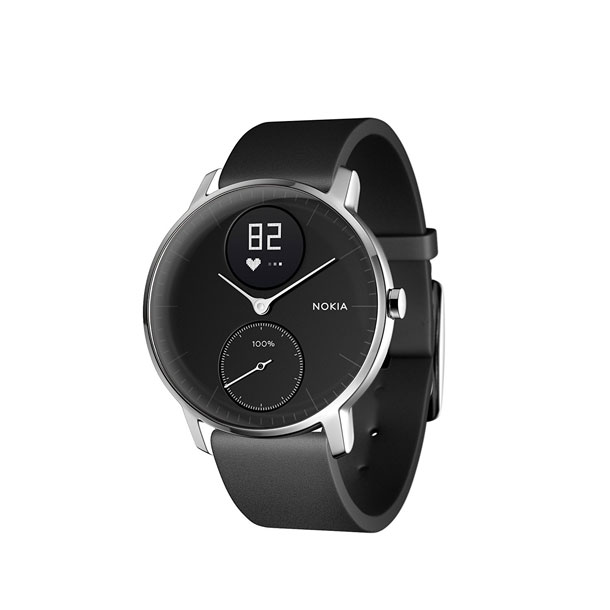 Nokia Steel HR: Heart Rate & Activity Watch – Cool Wearable