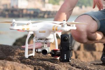 VRDL360 360 VR Camera