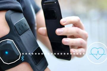 Shapeheart: Heart Rate Monitoring Armband