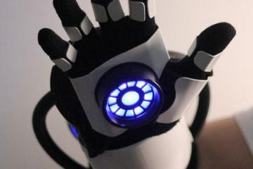 Handmade Portal Gun Armor