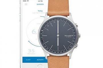 Skagen Jorn Hybrid Smartwatch